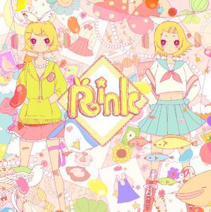 Rink Junky: Kagamine Rin the Best [Import]