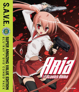 Aria The Scarlet Ammo - Season One - S.a.v.e.