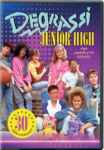 Degrassi Junior High Complete Series