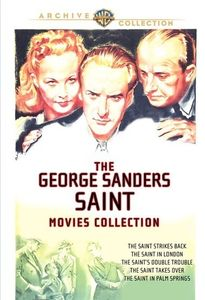 The George Sanders Saint Movie Collection