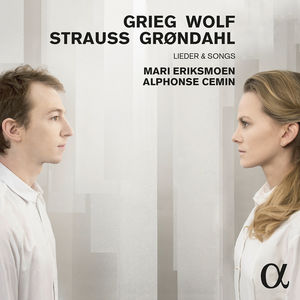 Grieg, Wolf, Strauss & Backer-Grondahl: Lieder & Songs