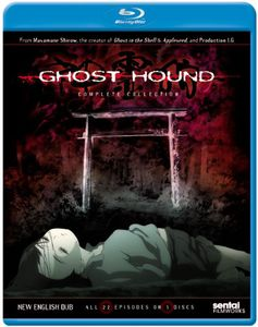 Ghost Hound: Collection 1 [WS] [Subtitles]