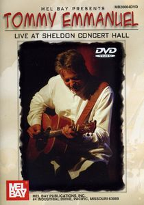 Live at Sheldon Concert Hall