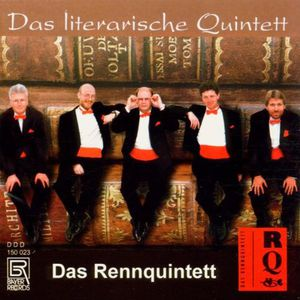 Literary Quintet: Music for Trumpet, Horn, Tromboe