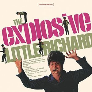 The Explosive Little Richard!
