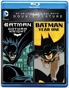 DCU: Batman - Gotham Knight/ DCU: Batman Year One