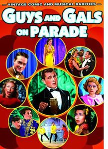 Guys & Girls on Parade: Vintage Comic & Musical Ra