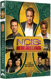 NCIS New Orleans: The Second Season
