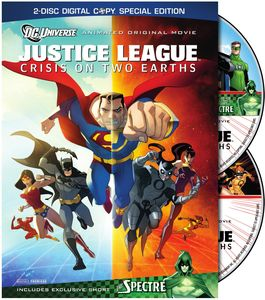 Justice League: Crisis On Two Earths [WS] [Special Edition] [2 Discs]