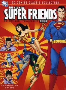 The All New Super Friends Hour: Season One: Volume 1