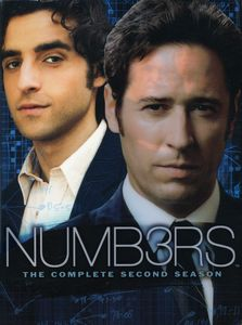 Numbers: The Complete Second Season