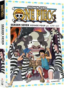 One Piece: Season Seven, Voyage Four