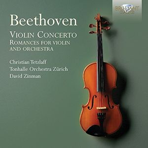 Violin Concerto - Romances for Violin & Orchestra