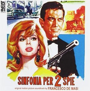 Sinfonia Per Due Spie (Original Soundtrack) [Import]