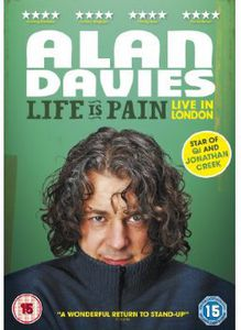 Alan Davies-Life Is Pain