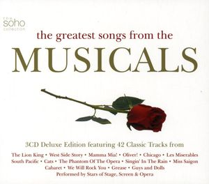 Greatest Songs from the Musicals /  Various [Import]