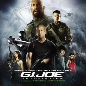 Gi Joe: Retaliation (Score) (Original Soundtrack)