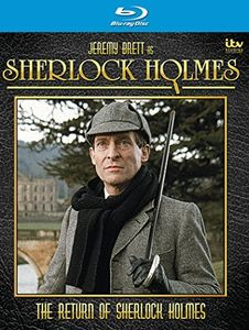 The Return of Sherlock Holmes DVD Collection