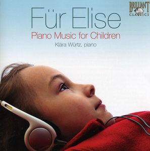 Fur Elise: Piano Music for Children
