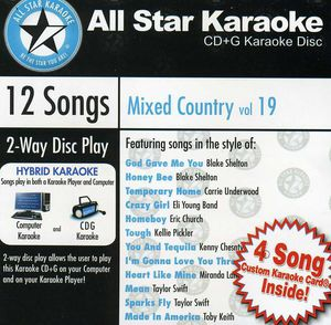 Karaoke: Mixed Country