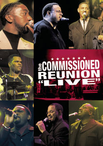 Commissioned: The Commissioned Reunion-Live