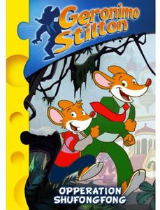 Geronimo Stilton: Operation Shufongfong
