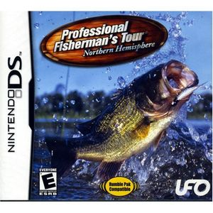 Professional Fishermans Tour with Rumble Feature  for Nintendo DS