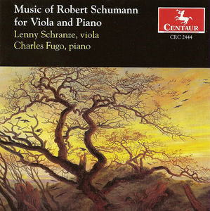 Music of Robert Schumann for Viola & Piano