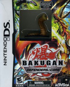 Bakugan 2: Defenders of the Core - Limited Edition Bundle for Nintendo DS