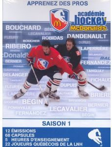 Academie Du Hockey McDonald's/ Saison 1 [Import]