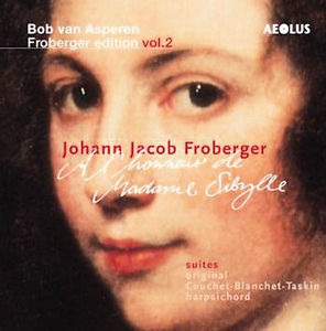 Johann Froberger Edition 2