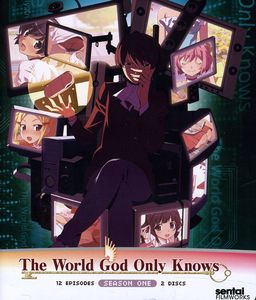 World God Only Knows Complete Collection