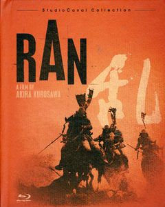 Ran (1986)-UK Studio Canal Version (W/ Book)