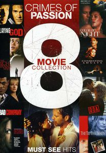 8 Movie Collection: Crimes of Passion