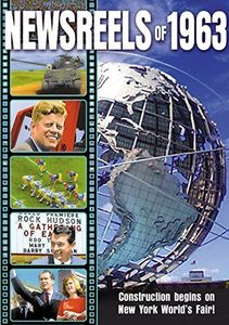 Newsreels of 1963 -: Volume 1