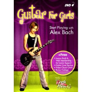 Guitar for Girls Start Playing with Alex Bach