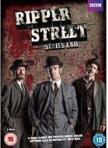 Ripper Street-Complete Series 1 & 2