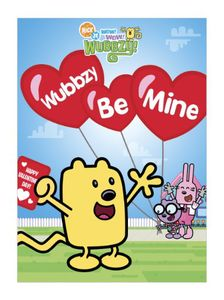 Wow Wow Wubbzy: Wubbzy Be Mine
