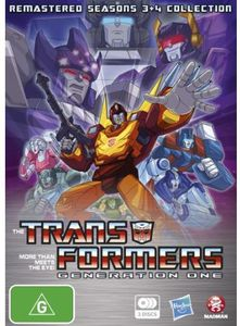 Transformers Generation One Remastered-Seasons 3 &