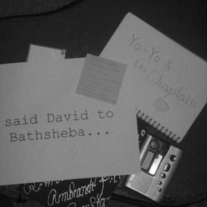 Said David to Bathsheba