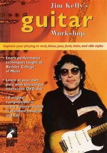 Jim Kelly's Guitar Workshop [Instructional]