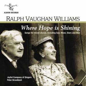 Where Hope Is Shining: Songs of Mixed Chorus