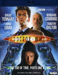 Doctor Who: The End Of Time - Parts One and Two [WS] [2 Discs]
