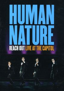 Human Nature-Reach Out: Live at the Capitol (PAL DVD)