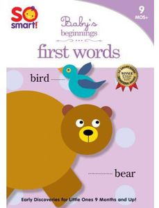 So Smart! Baby's Beginnings: First Words