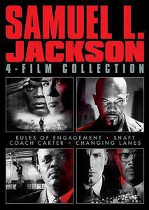 Samuel L. Jackson 4-Film Collection