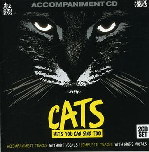 Karaoke: Cats - Accompaniment CD