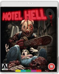 Motel Hell (Blu-ray+DVD)