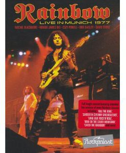 Rainbow-Live in Munich 1977 [Import]