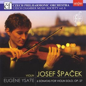Eugne Ysae: 6 Sonatas for Violin Solo